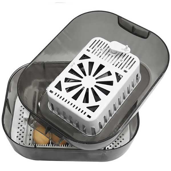 سیستم حراراتی دستگاه جوجه کشی ارزان 12 تایی