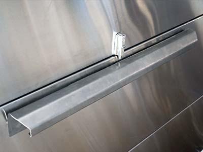 درب یخساز 500 کیلویی