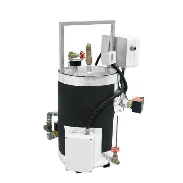 دستگاه بخار ساز گرم صنعتی