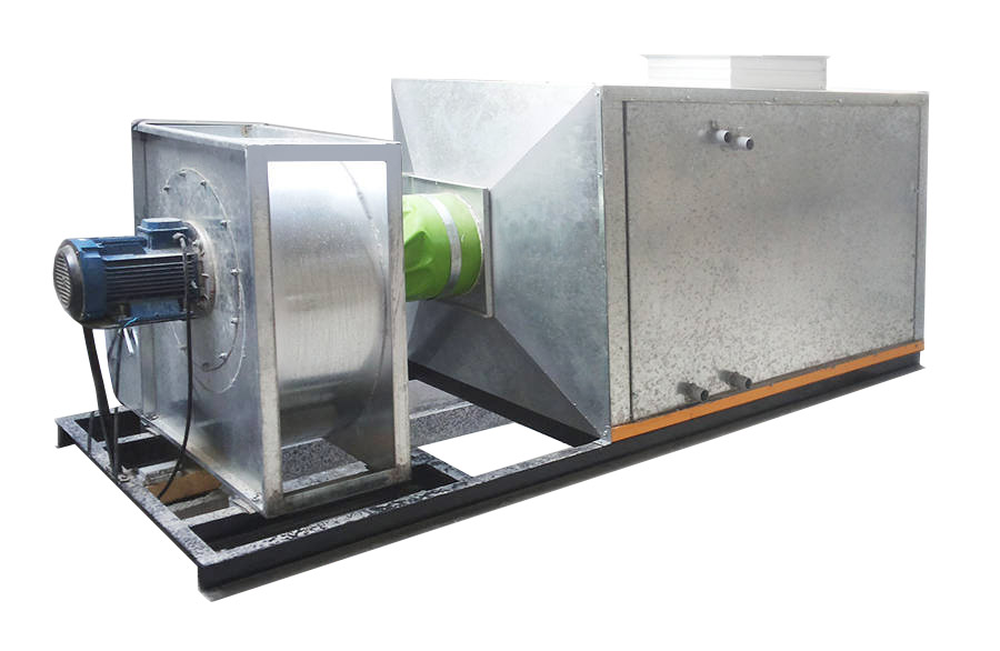 دستگاه هواساز مخصوص سالن قارچ