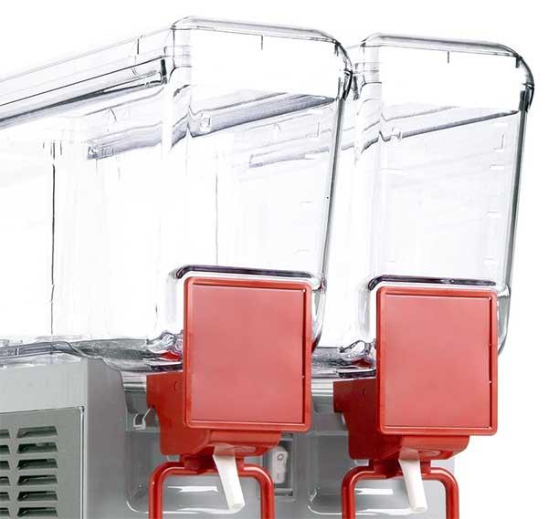 طراحی دستگاه شربت سردکن