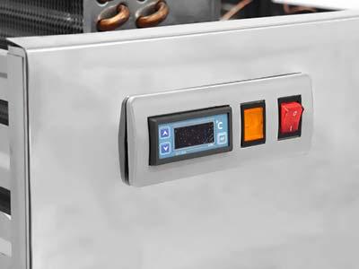 قابلیت تنظیم اتوماتیک دمای کابین