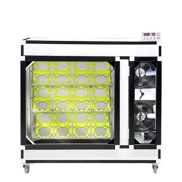 طراحی دستگاه جوجه کشی 24 تایی شترمرغ