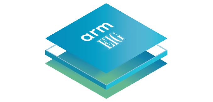 پردازنده بسیار قوی ARM
