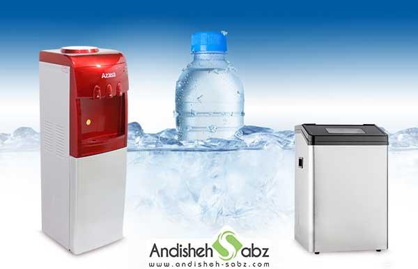 آبسرد کن یا یخساز کدام بهتر است؟