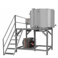 دستگاه پخت شیر صنعتی 1 تنی