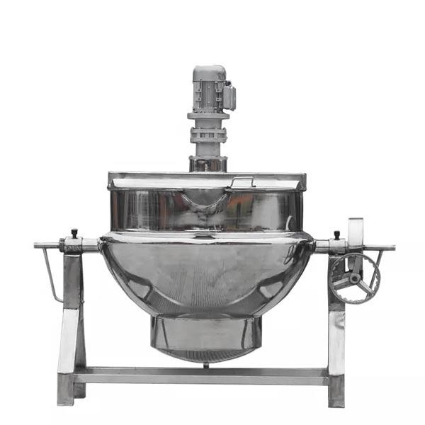 دستگاه پخت شیر لبنیات 2000 لیتری