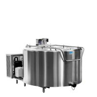 دستگاه پخت شیر 200 کیلویی