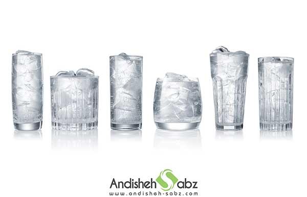 مزیت های استفاده از از آبسرد کن و یخ سازها