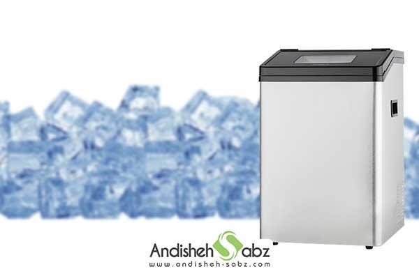 مشخصات یخساز صنعتی کوچک و ارزان - فروشگاه اینترنتی اندیشه سبز