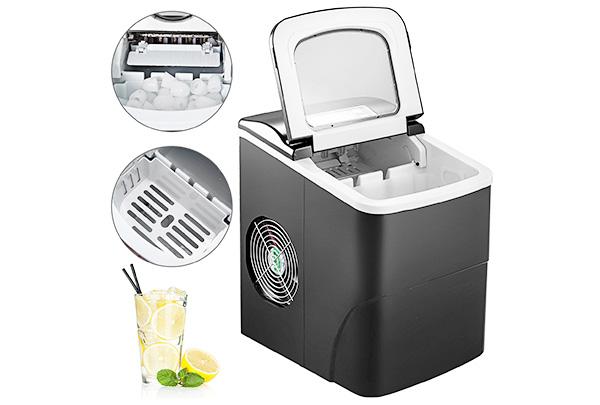 تهیه یخ حبه ای خوراکی با یخساز کوچک - فروشگاه اینترنتی اندیشه سبز
