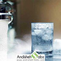 تبدیل آب گرم به یخ