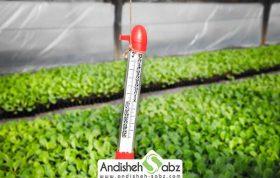 پایین آوردن دمای گلخانه