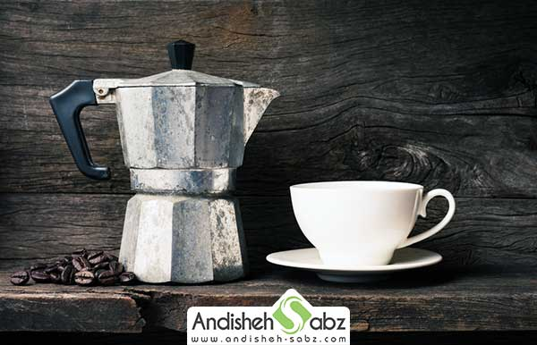 قهوه ساز دستی موکاپات