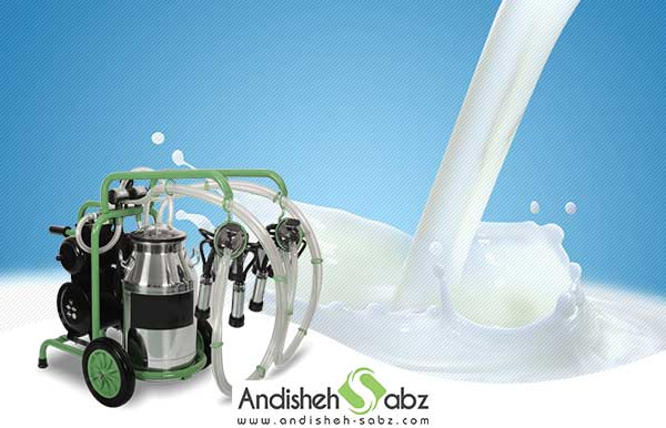 دستگاه شیردوش و انواع آن