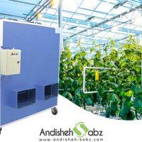 روش های مؤثر گرمایش گلخانه - فروشگاه اینترنتی اندیشه سبز
