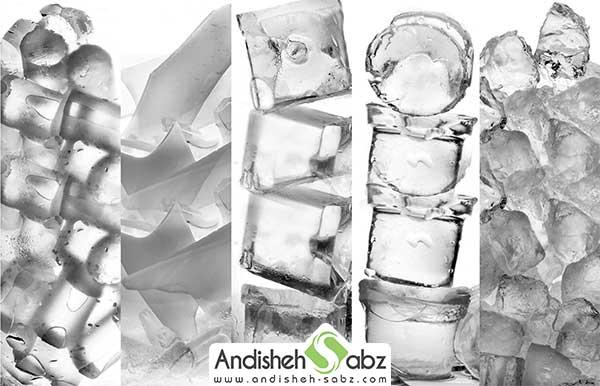 معرفی انواع یخساز