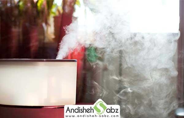 مه پاش خانگی کوچک - فروشگاه اینترنتی اندیشه سبز