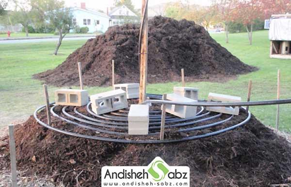 استفاده از کمپوست در گلخانه - اندیشه سبز