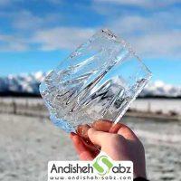 چطور یخ شفاف درست کنیم - اندیشه سبز