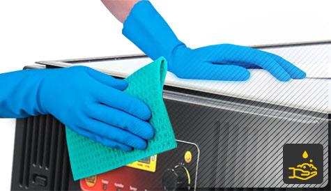 نظافت دستگاه جوجه کشی