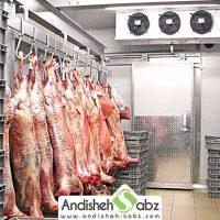 نگه داری گوشت در سردخانه - فروشگاه اینترنتی اندیشه سبز