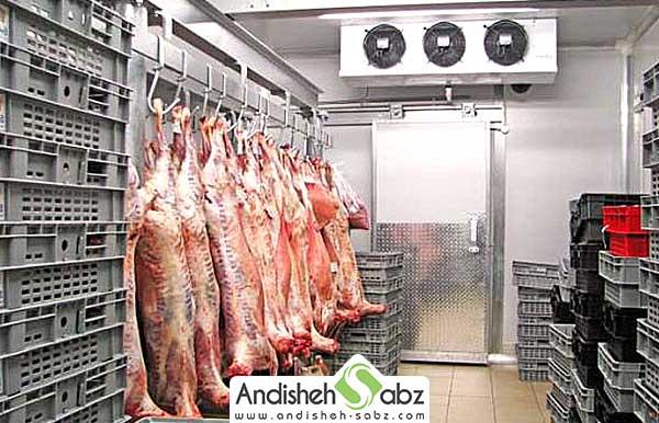 اصول نگه داری گوشت در سردخانه