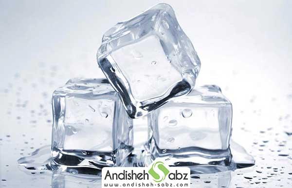 یخ قالبی و موارد استفاده از آن