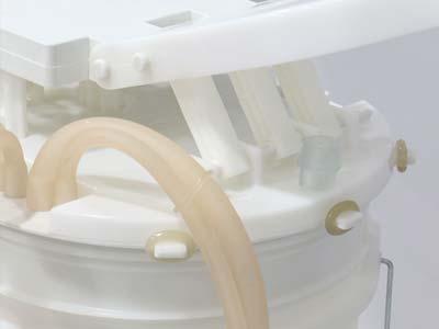 جنس پلاستیک بهداشتی شیردوش دستی