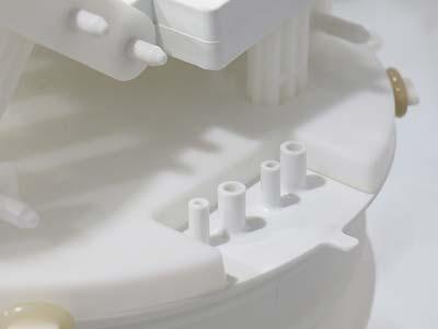 مخزن دستگاه شیردوش دستی