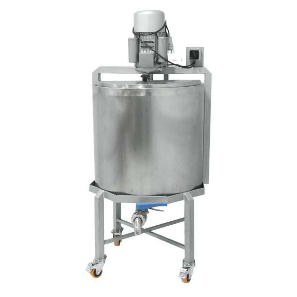 بررسی شیر سرد کن 1000 لیتری اندیشه سبز