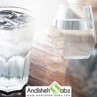 نوشیدن آب خنک برای بدن مضر است یا مفید