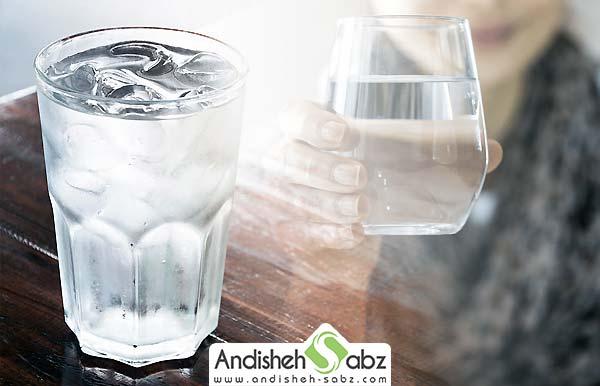 نوشیدن آب خنک برای بدن مضر است یا مفید؟