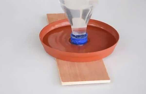 مواد مورد نیاز برای ساخت آبخوری - اندیشه سبز