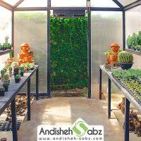 آموزش ساخت گلخانه کوچک خانگی