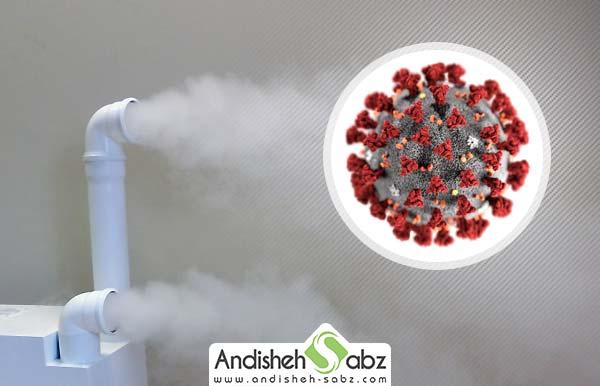 استفاده از بخار سازها به منظور مقابله با ویروس کرونا