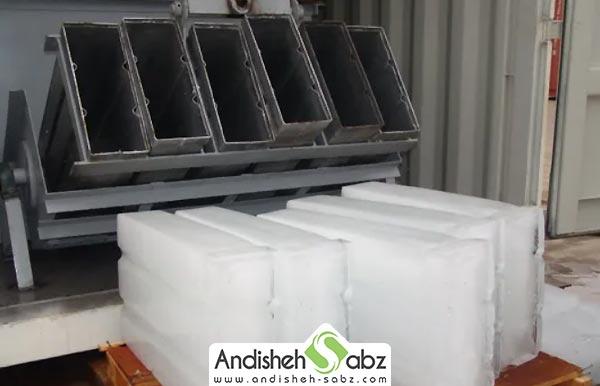 کسب درآمد از یخساز قالبی و کارخانه یخسازی