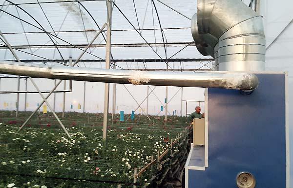 تفاوت بخاری گلخانه با دیگر هیترهای صنعتی - اندیشه سبز