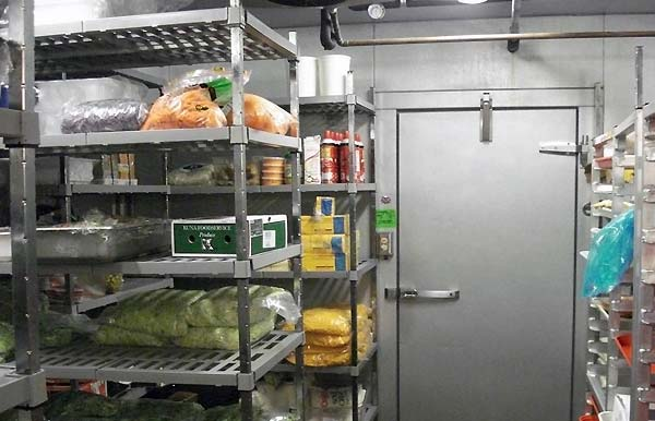 اتاق سردخانه و محیط آن - اندیشه سبز