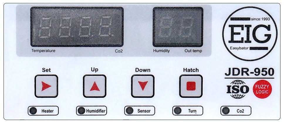 پنل کنترلر JDR950