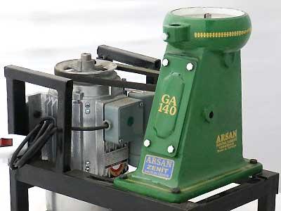 بدنه دستگاه خامه گیر اتوماتیک 180 کیلیویی - اندیشه سبز