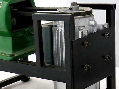 موتور دستگاه خامه گیر 180 کیلویی - اندیشه سبز