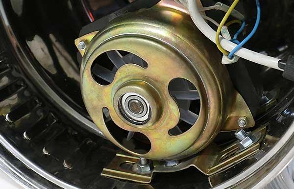 نوع موتور به کار رفته در آن - اندیشه سبز