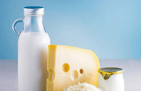 فواید مصرف شیر و محصولات لبنی - اندیشه سبز