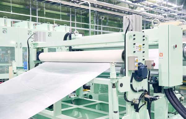 تابیدگی کاغذ در اثر رطوبت پایین - اندیشه سبز