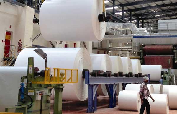 مراحل تولید کاغذ - اندیشه سبز